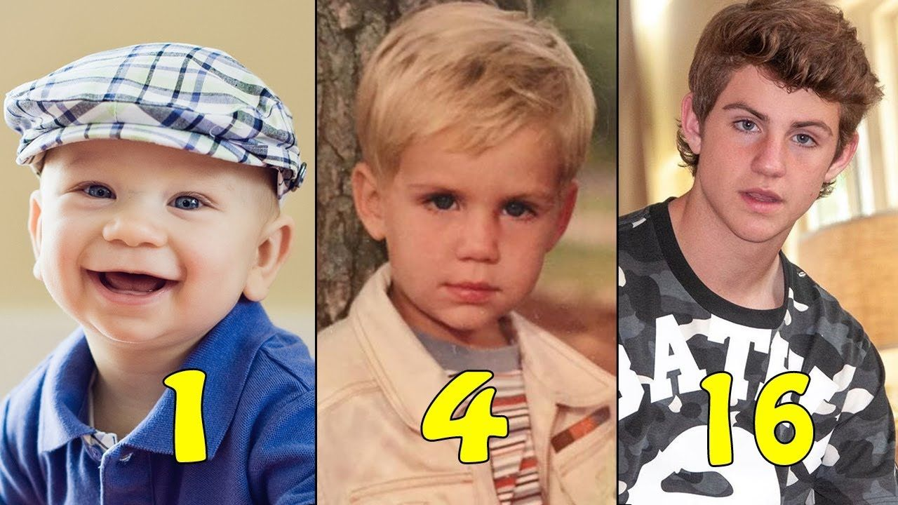 Mattyb Transformation From 1 To 16 Years Old Star News Mattyb 16 Year Old Betty And Jughead