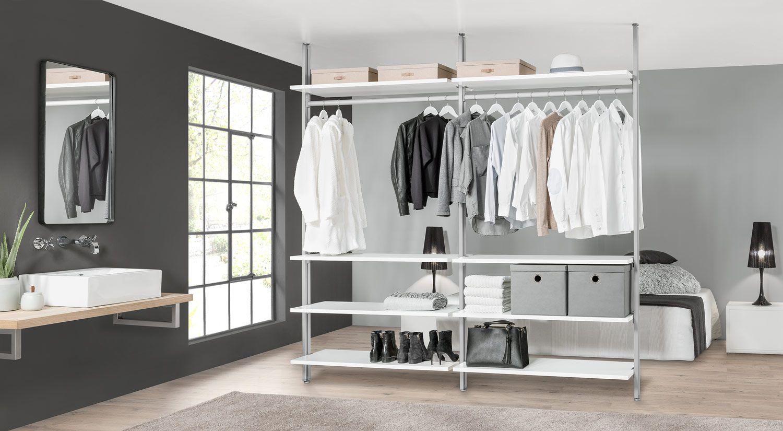 Ankleidezimmer Einrichten Ideen Begehbarer Kleiderschrank
