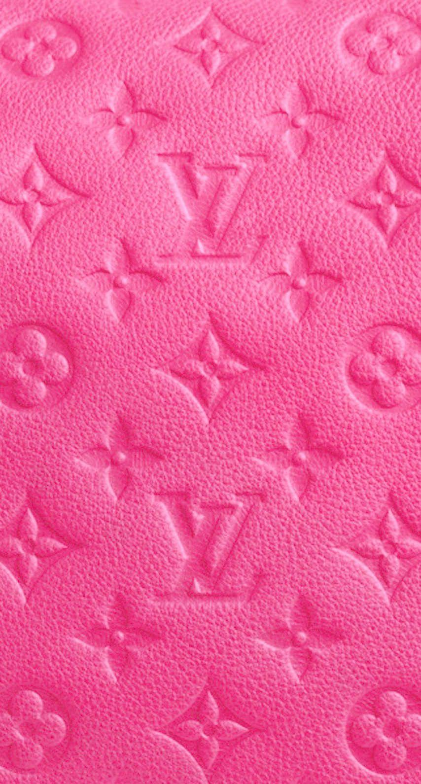 ルイ ヴィトンのピンクモノグラム ピンク 壁紙 Iphone 壁紙