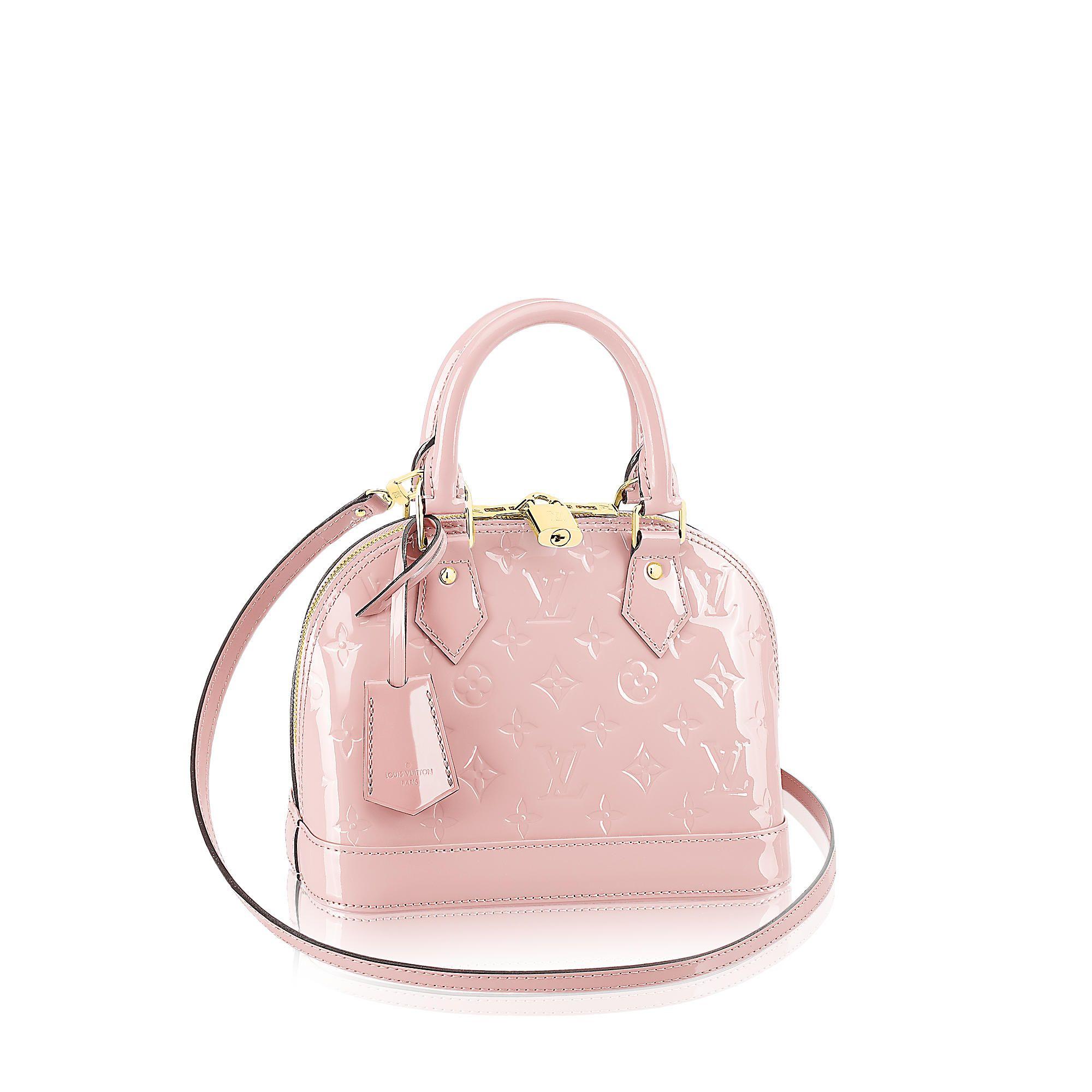 Discover Louis Vuitton Alma BB via Louis Vuitton 4a3bbadbecf7d