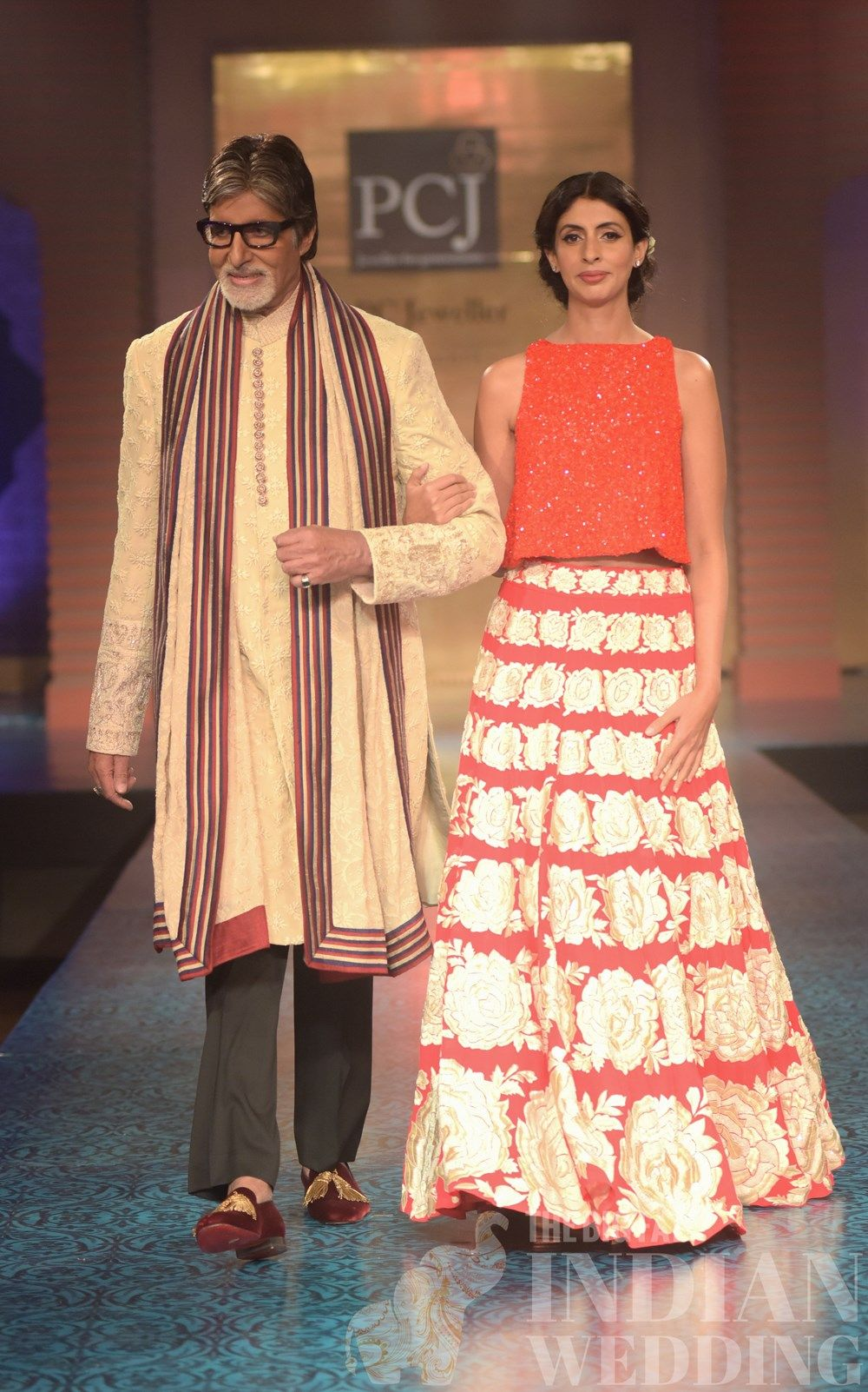 Manish malhotraus spring collection at mijwan fashion show wedding