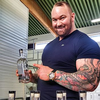 Game Of Thrones Actor Launches Icelandic Vodka Tatuagem