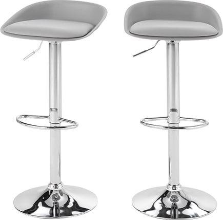 MADE Grey Bar stool in 2019 | Bar stools, Adjustable bar ...