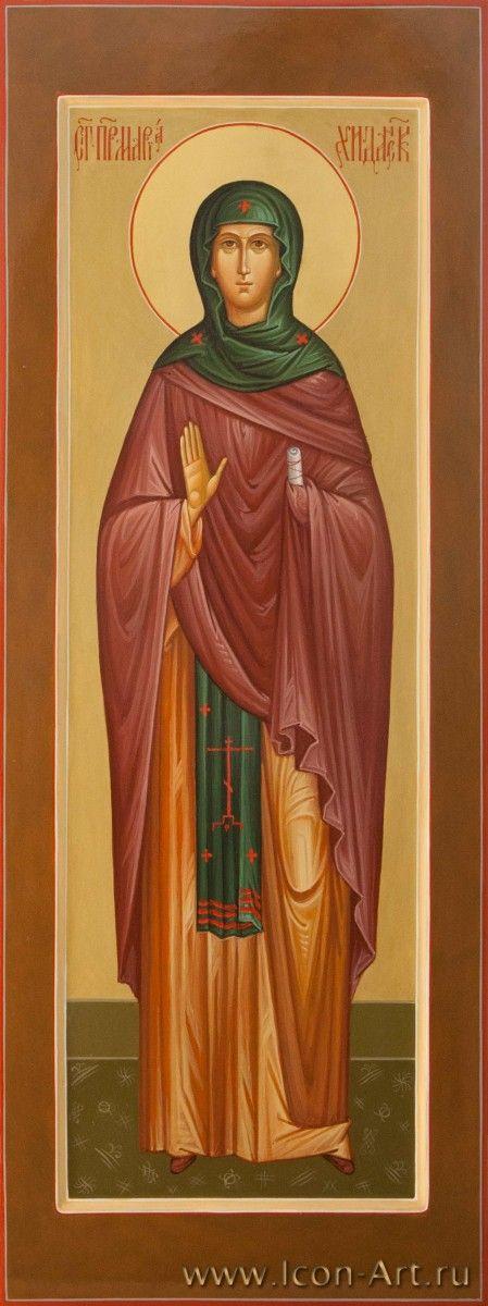 Святая преподобный Мария Хиданская — фотография