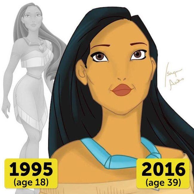 Pocahontas em 39