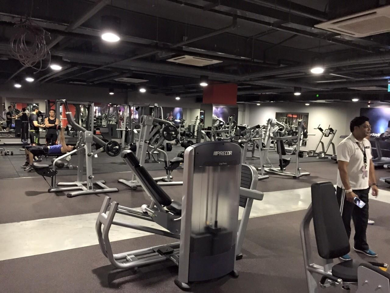 Neoflex 500 Series Fitness Flooring Celebrity Fitness