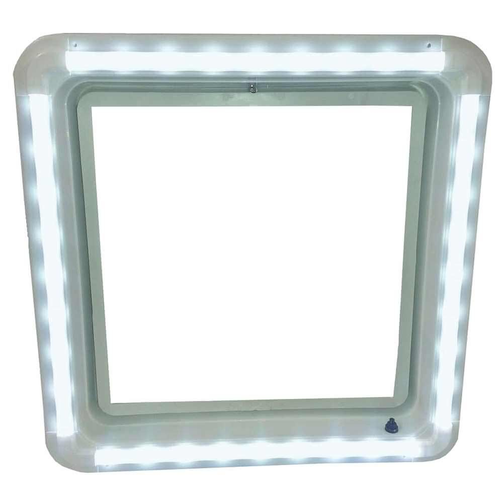 Rv Chandelier Led Vent Trim Ring Heng S Industries Hg Lr W Ww Aft Fan And Vent Accessories Camping World Rv Camping Rv Camping Meals