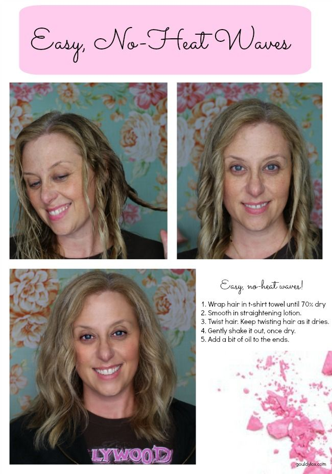 Straightening Cream Is The Best For Air Drying   Air dry hair, Dry ...
