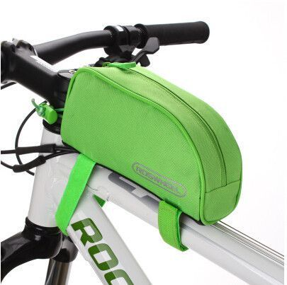 Colorful Front Tube Frame Triangle Pannier Saddle Pouch Bicycle