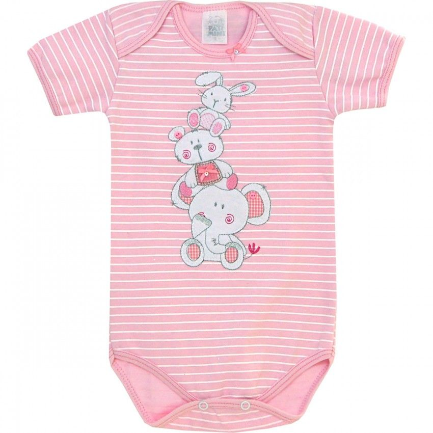 Cute Babies Body Suit Clothing Little Sausage Baby Grow