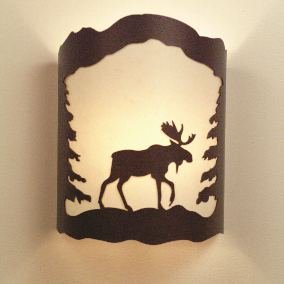 Moose Wall Sconce | Mountain Cabin Ideas | Pinterest | Moose, Wall ...