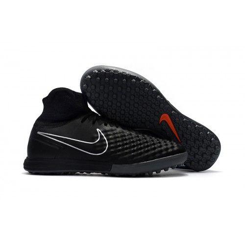 4d5e40413cfa3 Botas De Futbol Nike MagistaX Proximo II TF Negras Nuevas