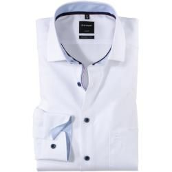 Photo of Olymp Luxor shirt, modern fit, extra long arm, white, 39 Olymp