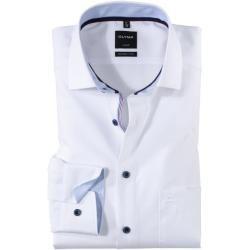 Photo of Olymp Luxor shirt, modern fit, Global Kent, white, 44 Olymp