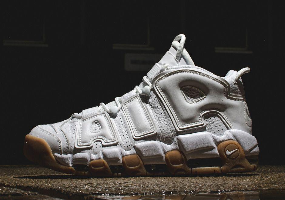 Big Discount Nike Air More Uptempo Scottie Pippen Black White ... 6105b3118
