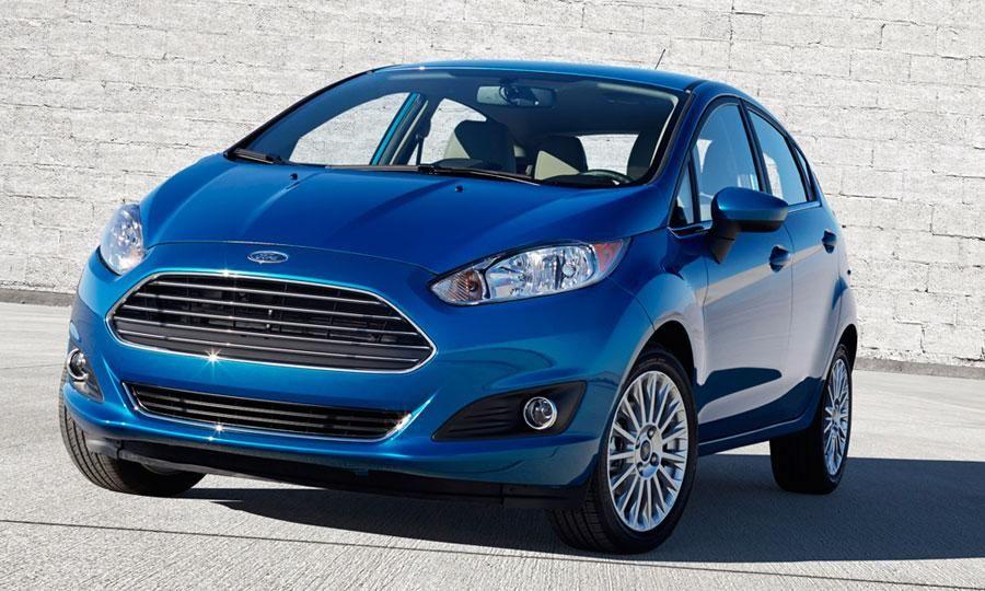 2014 Ford Fiesta Se Sedan Review Best Cars Under 16 000