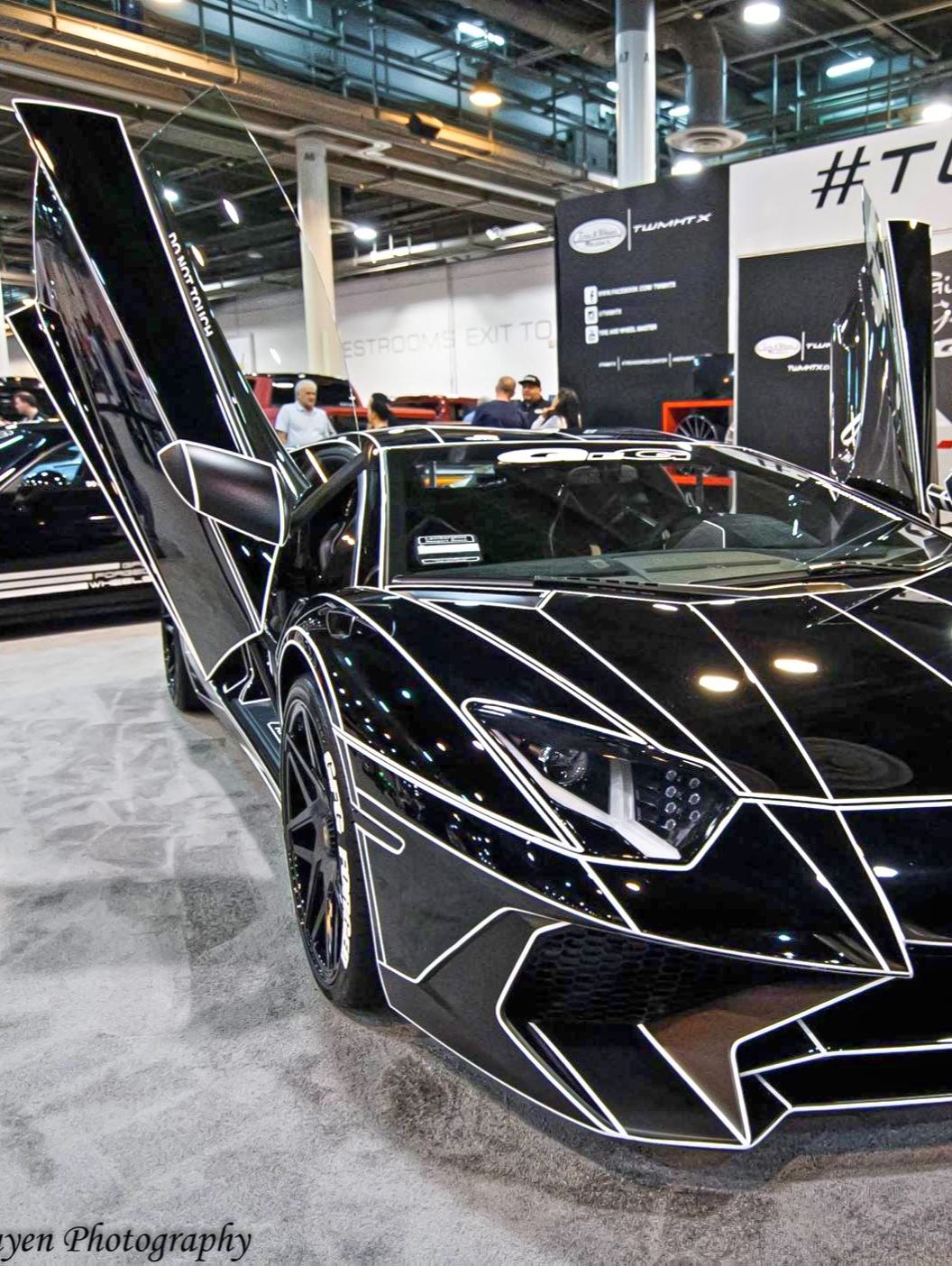 Lamborghini Aventador Black Beast Super Luxury Cars Super Cars Expensive Sports Cars