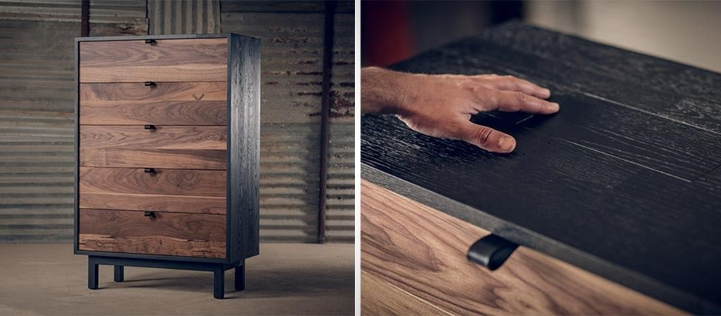 DRESSER WITH HIDDEN COMPARTMENT | Dresser, Carpentry and Joinery