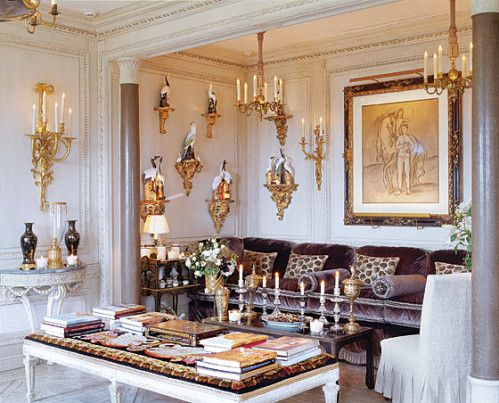 Des Idées Déco  La Salle à Manger Interiors, Salons and Living rooms - idee de deco salle a manger