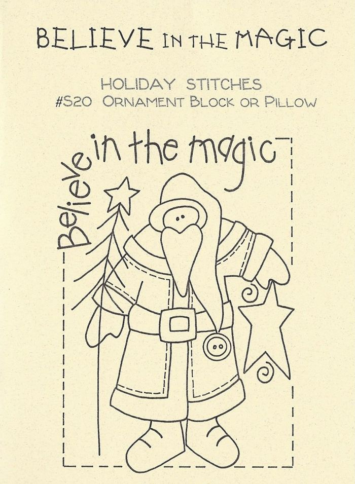 Pin en Christmas embroidery | Pinterest