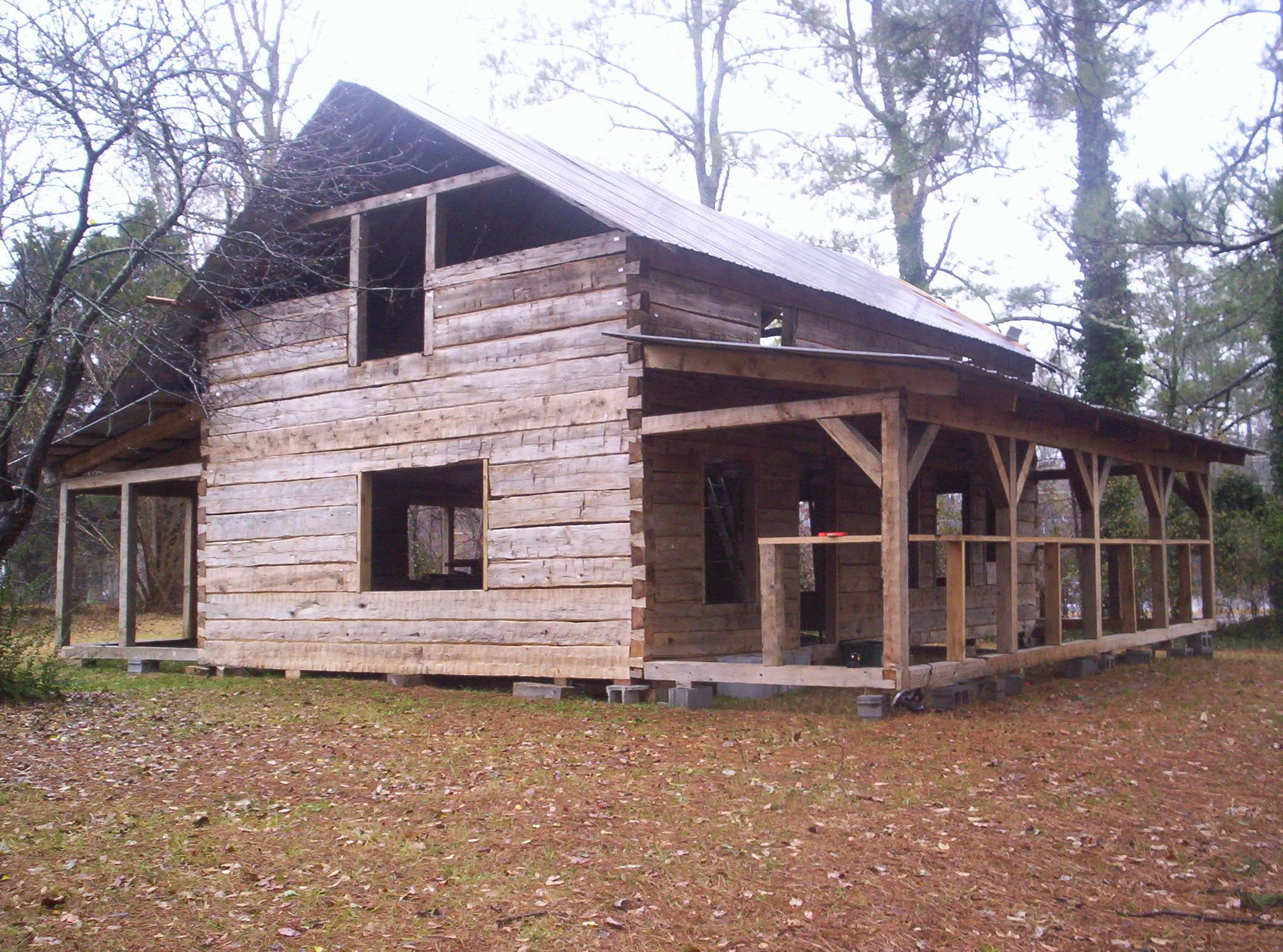 shows cabin cabins in living sale hgtv alabama log for