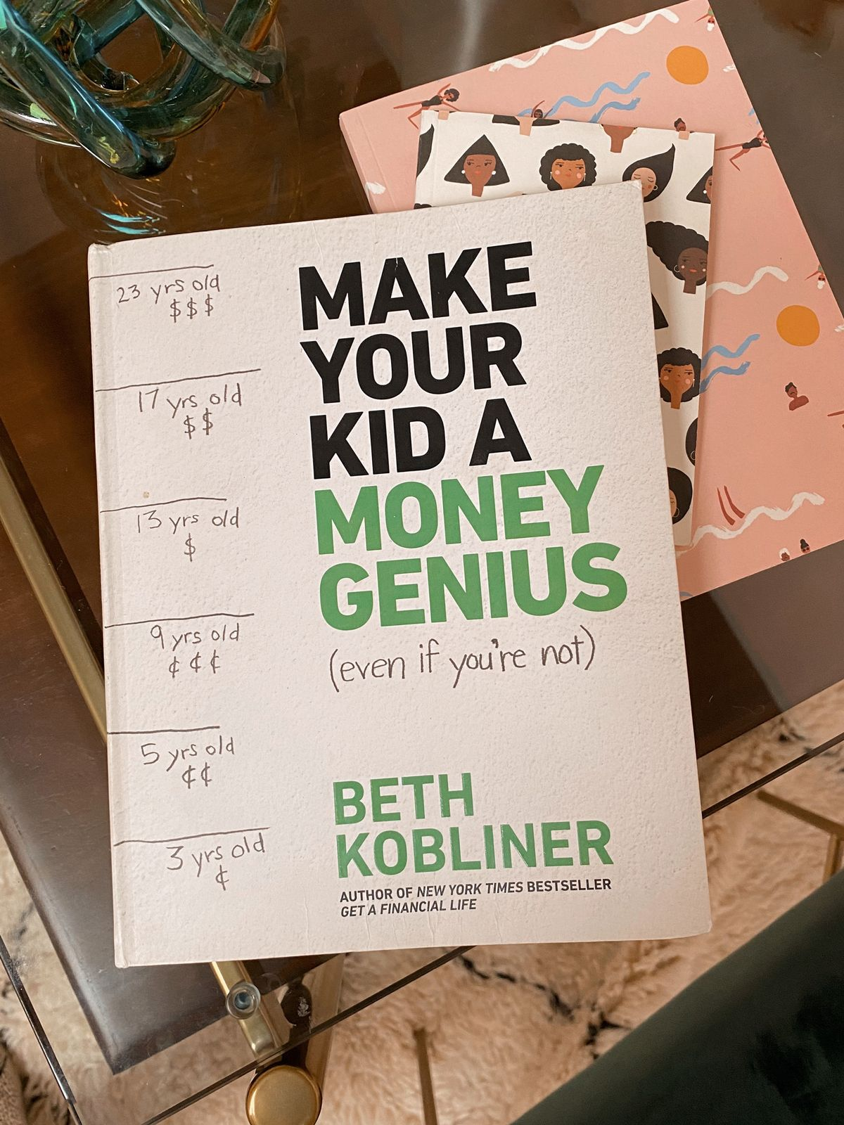 Book Review Make Your Kid A Money Genius Even If You Re