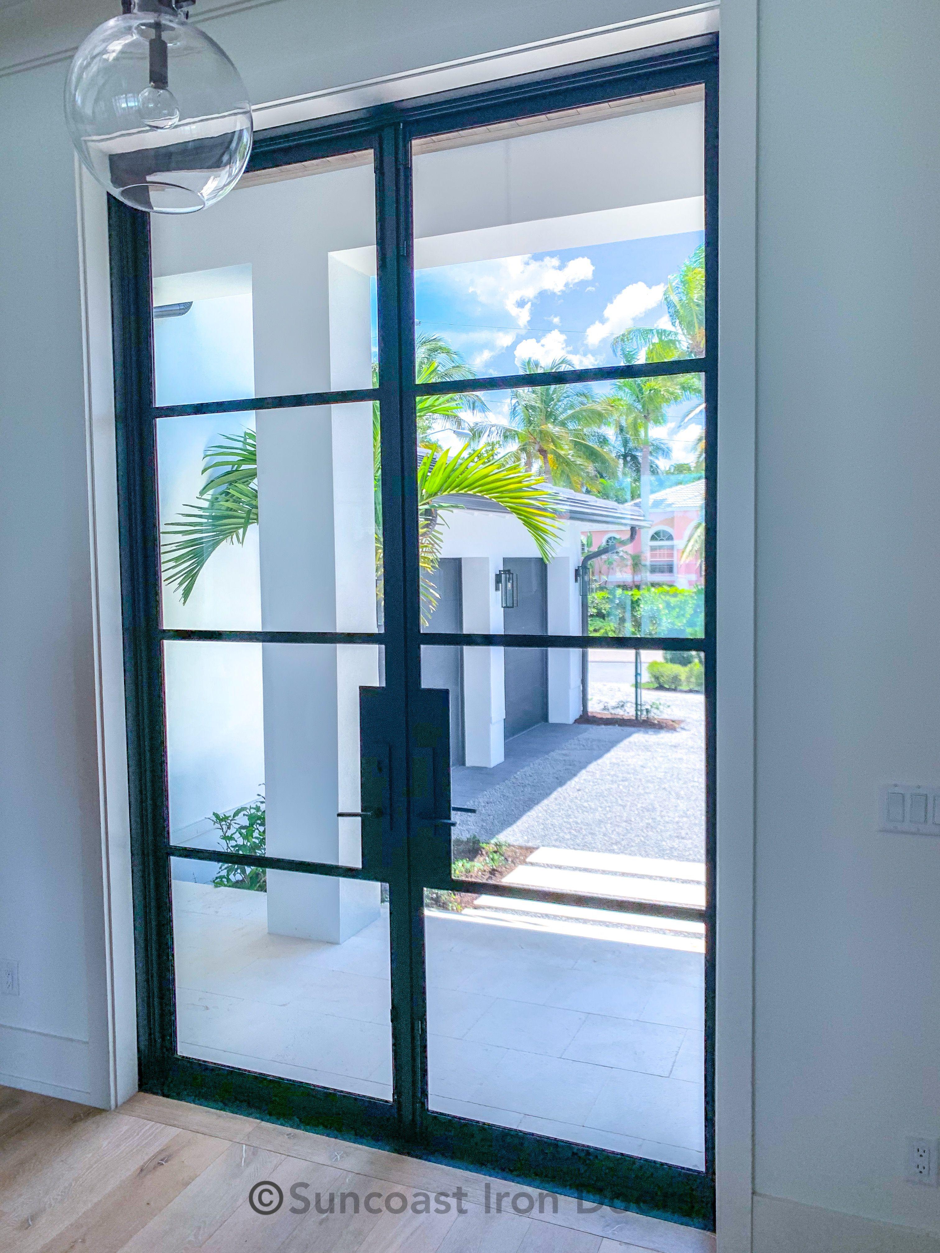 Urban Series Double Entry Door Steel Entry Doors Iron Door Design Iron Doors