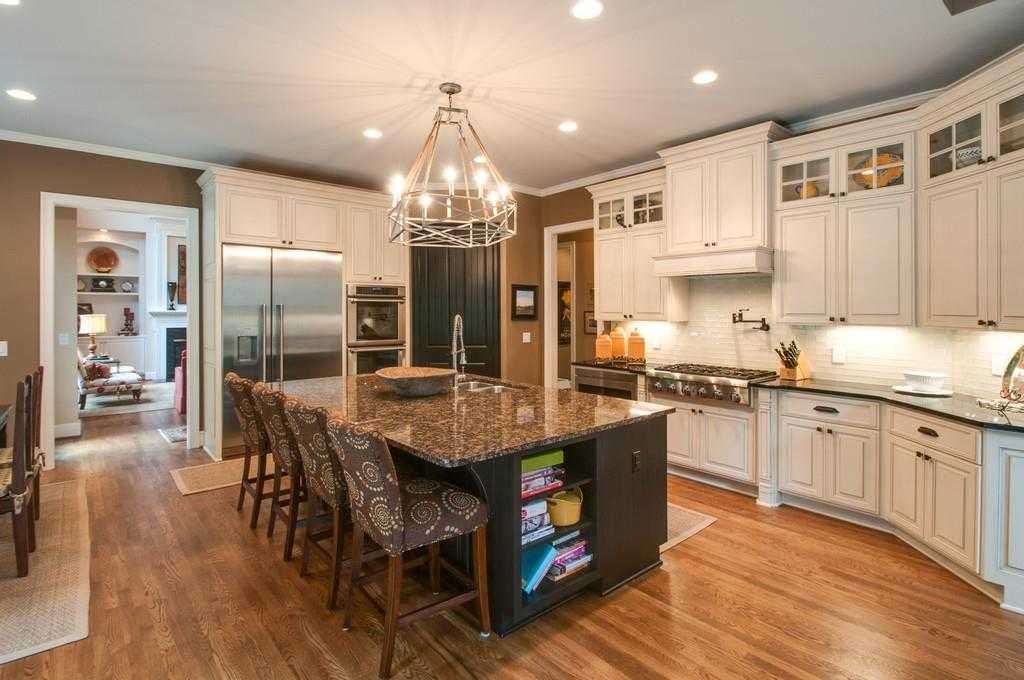 Lovely family kitchen, located in Nashville.