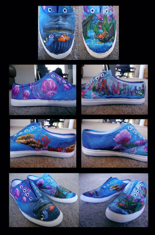 nemo's sneakers
