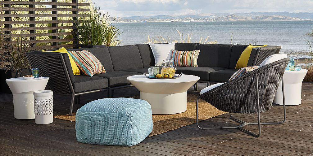 Morocco Lounge Collection Backyard Furniture Outdoor Sets Enclosed Porches Patio Umbrellas