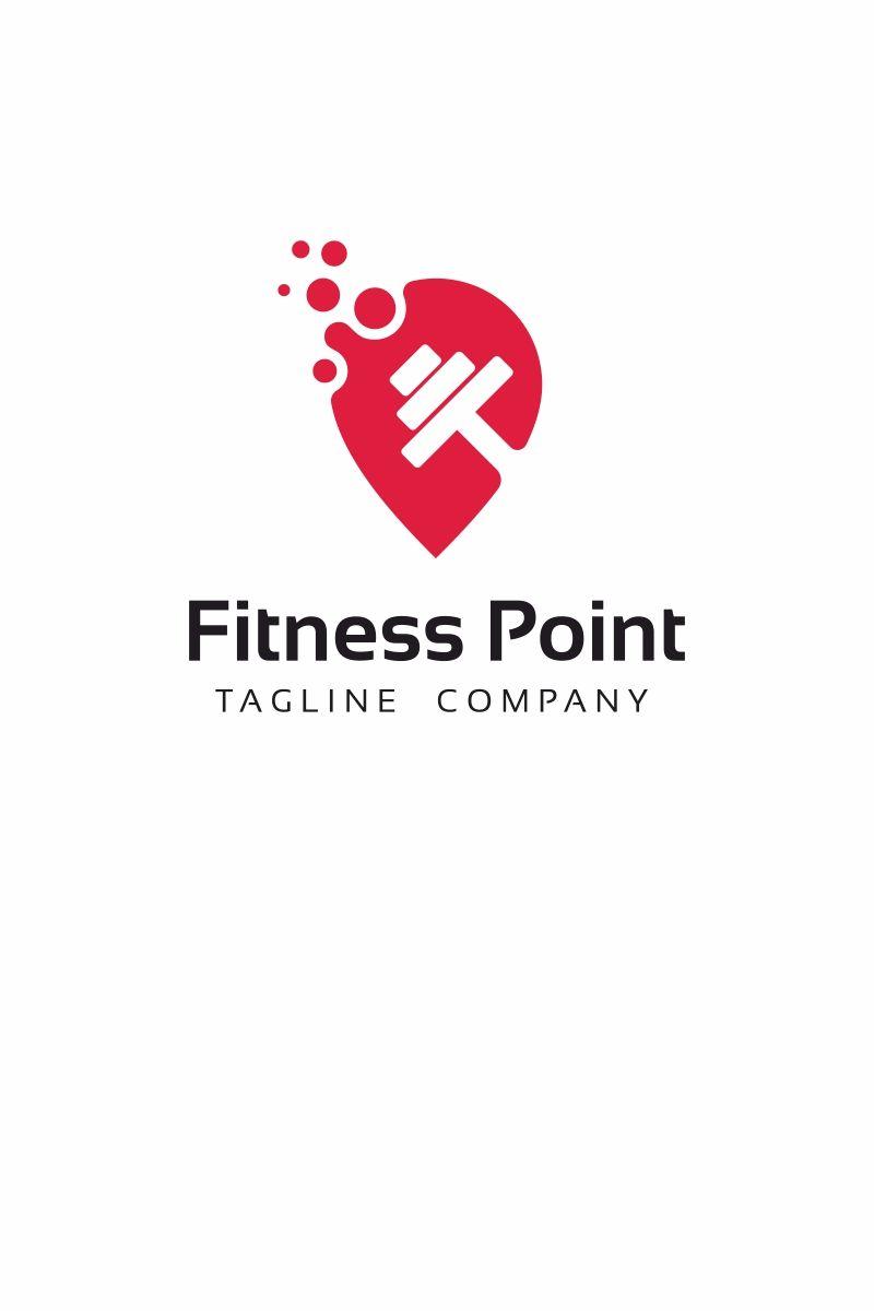 Fitness Point Logo Template 69026 Logo Templates Templates Logos