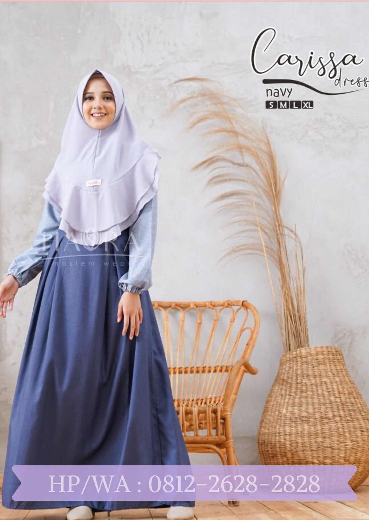 Produsen Gamis Tunik Hijab Cilacap Grosir Kaftan Baju Lebaran Khimar Cilacap Tunik Hijab Wanita