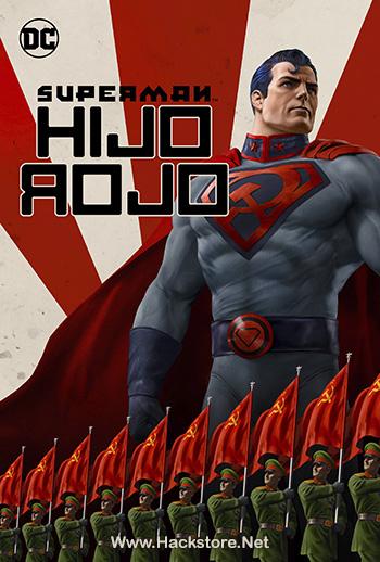 Superman Hijo Rojo (2020) BluRay y DVDRip Audio Latino