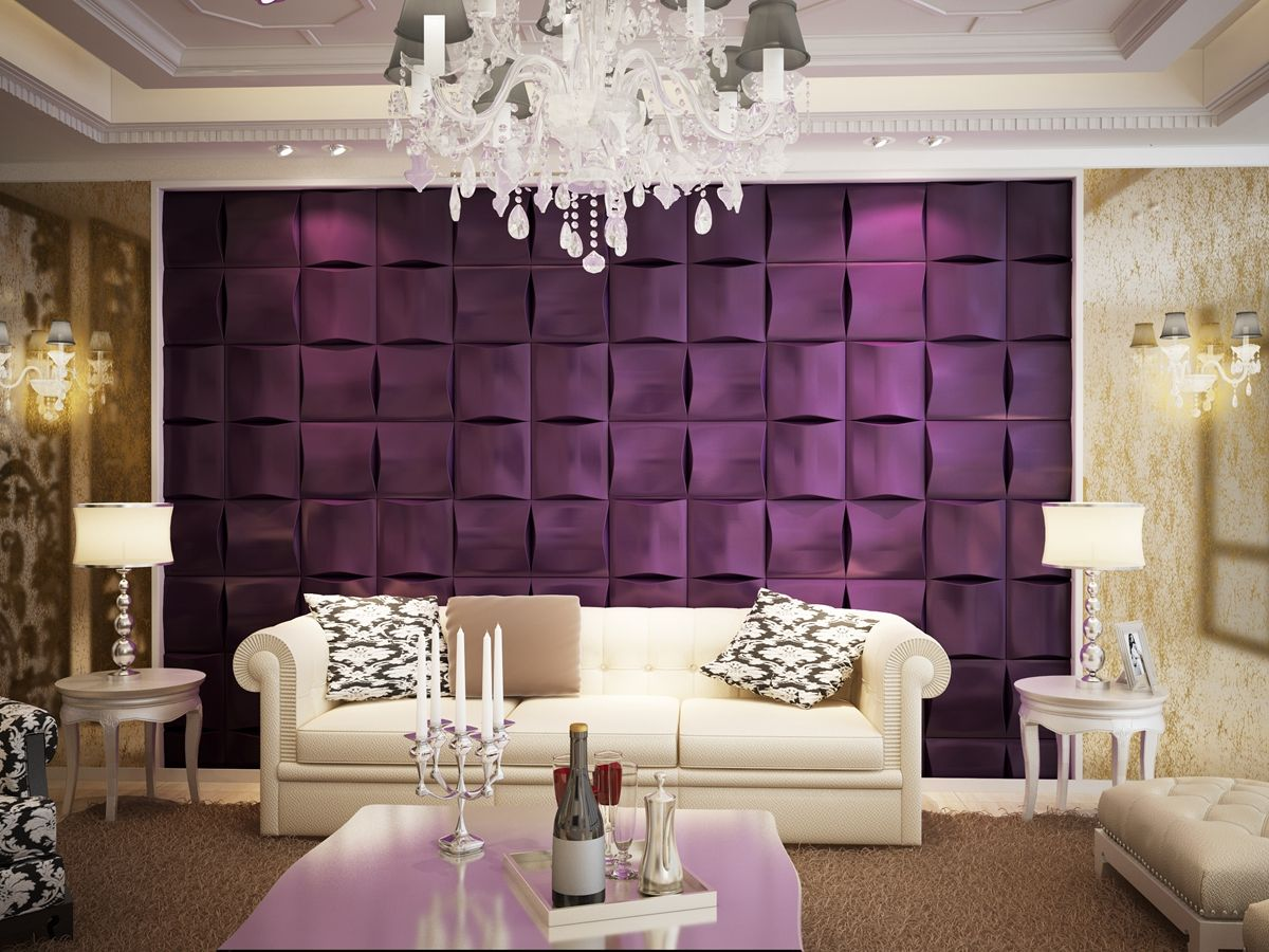 3d Leather Wall Panel Ceiling Tile Pvc Wall Panel Made In China