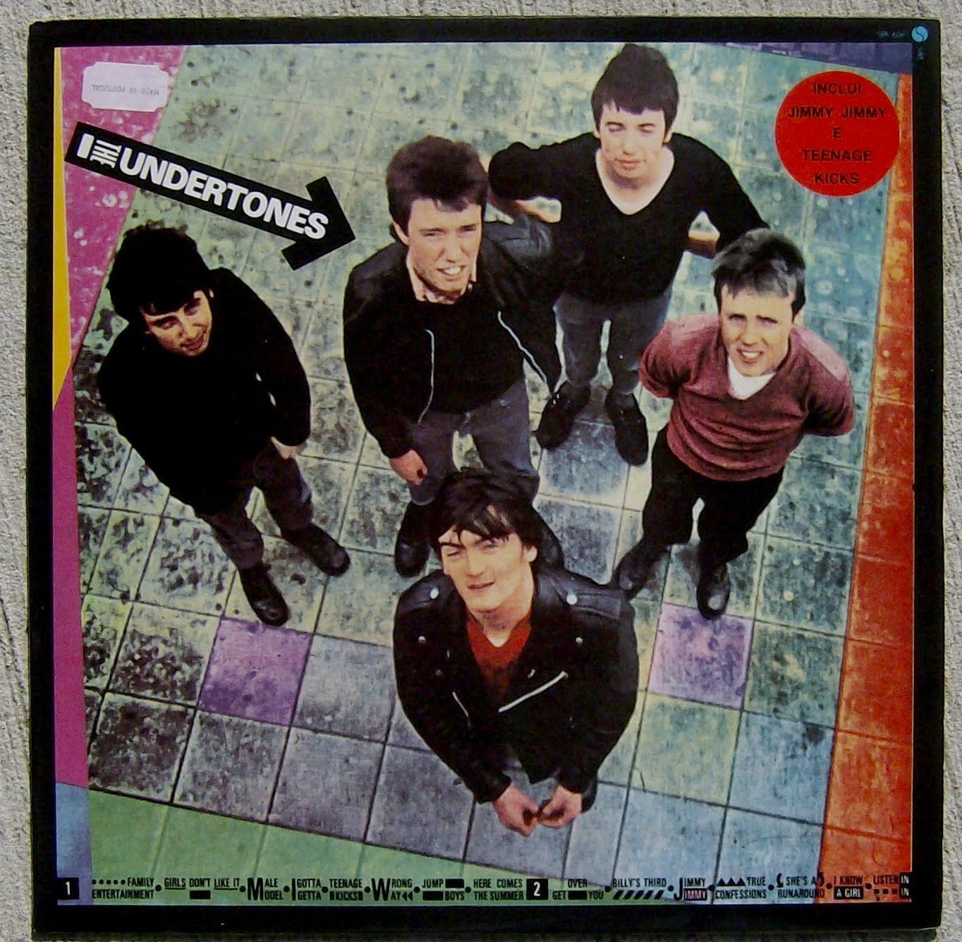 Image result for the undertones by the undertones