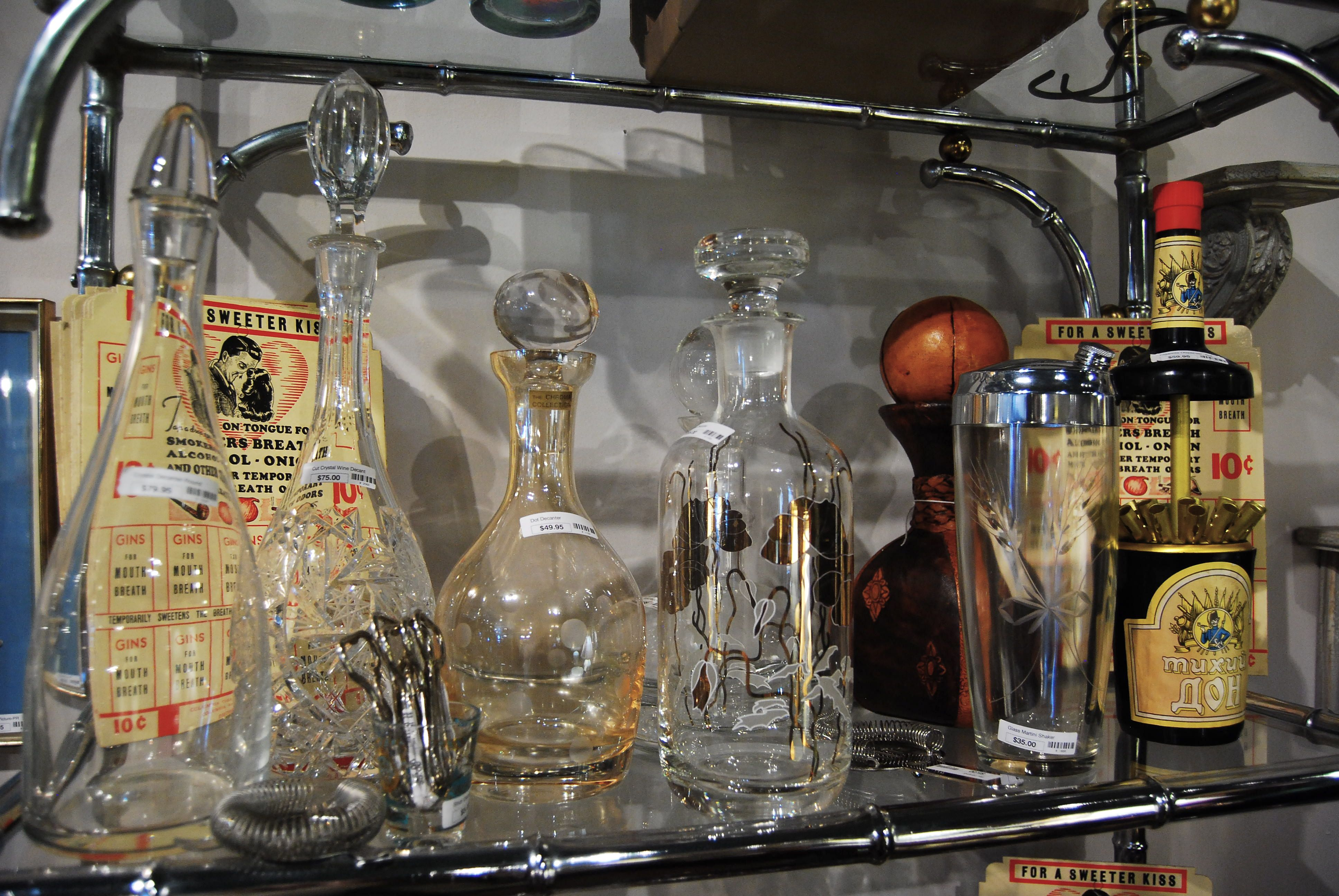 #decanters #barware #gifts #FormandFunctionRaleigh