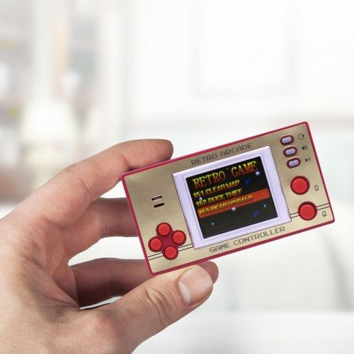 Thumbs Up Retro Arcade Console (EN)