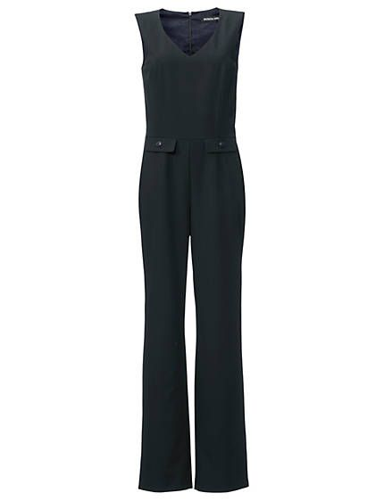 Patrizia Dini Jumpsuit zwart in de Heine online shop black