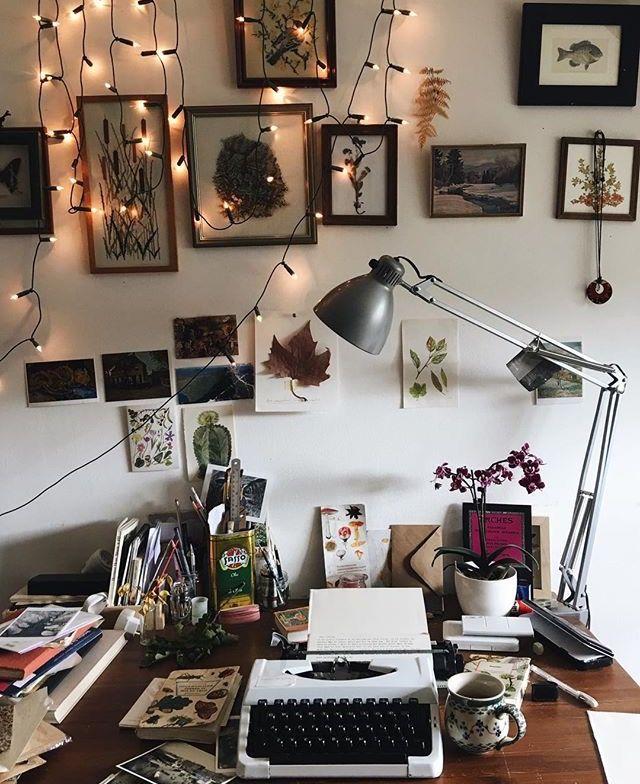 Pin by Caitlin M on Room ideas | Aesthetic room decor, Diy ...