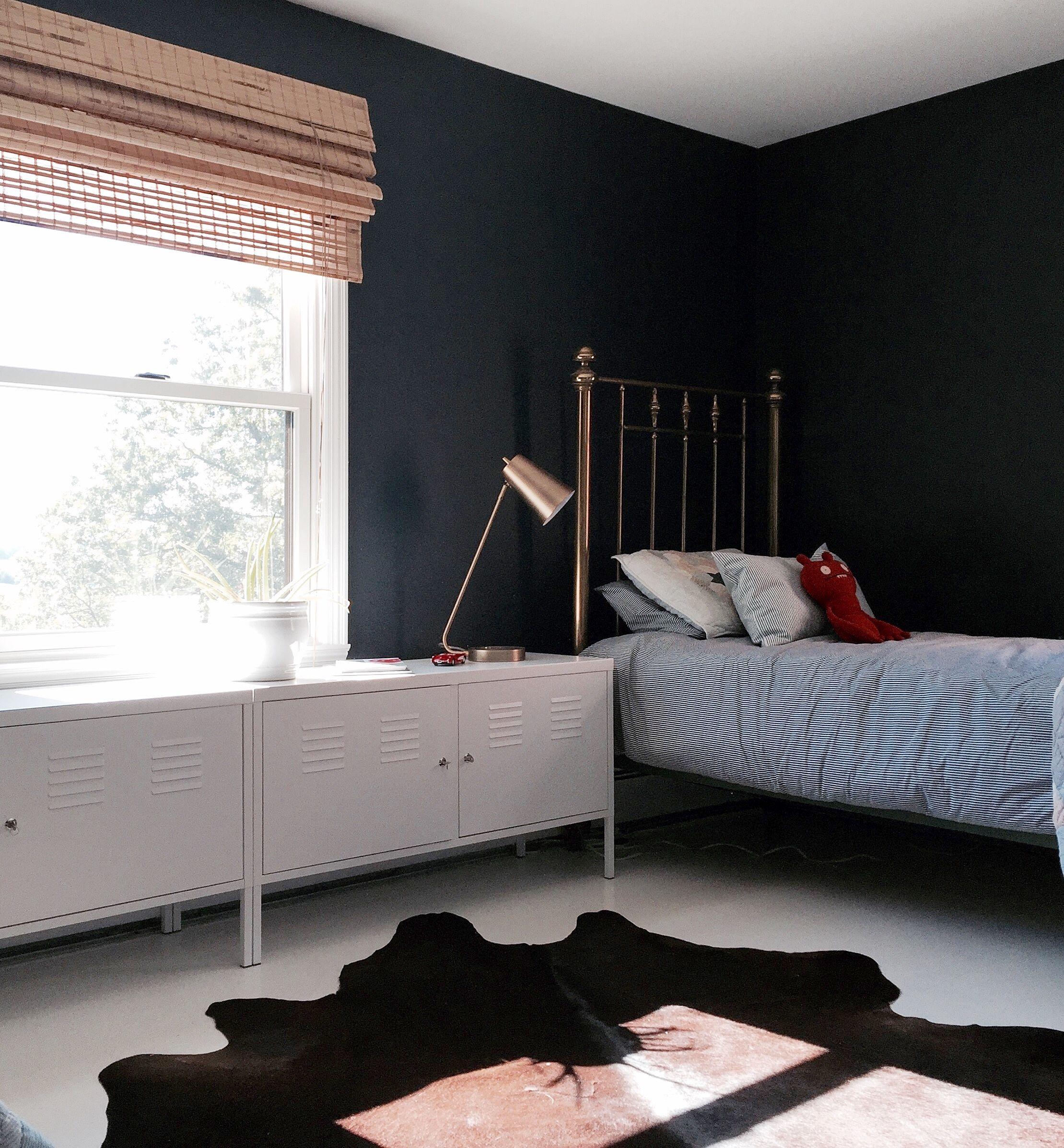 modern farmhouse boys bedroom blue and white hale navy painted rh pinterest com
