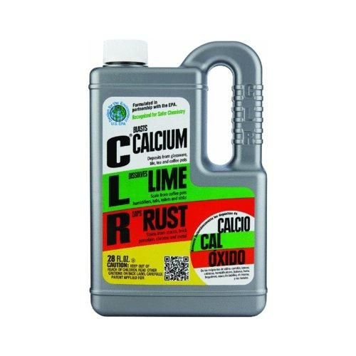 Calcium, Lime, and Rust Remover 28 oz - 2 Pack  How to