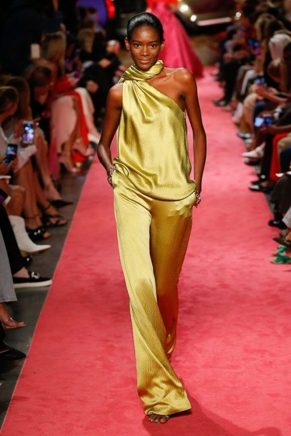 Brandon Maxwell Spring Summer 2019 Ready-to-Wear Collection