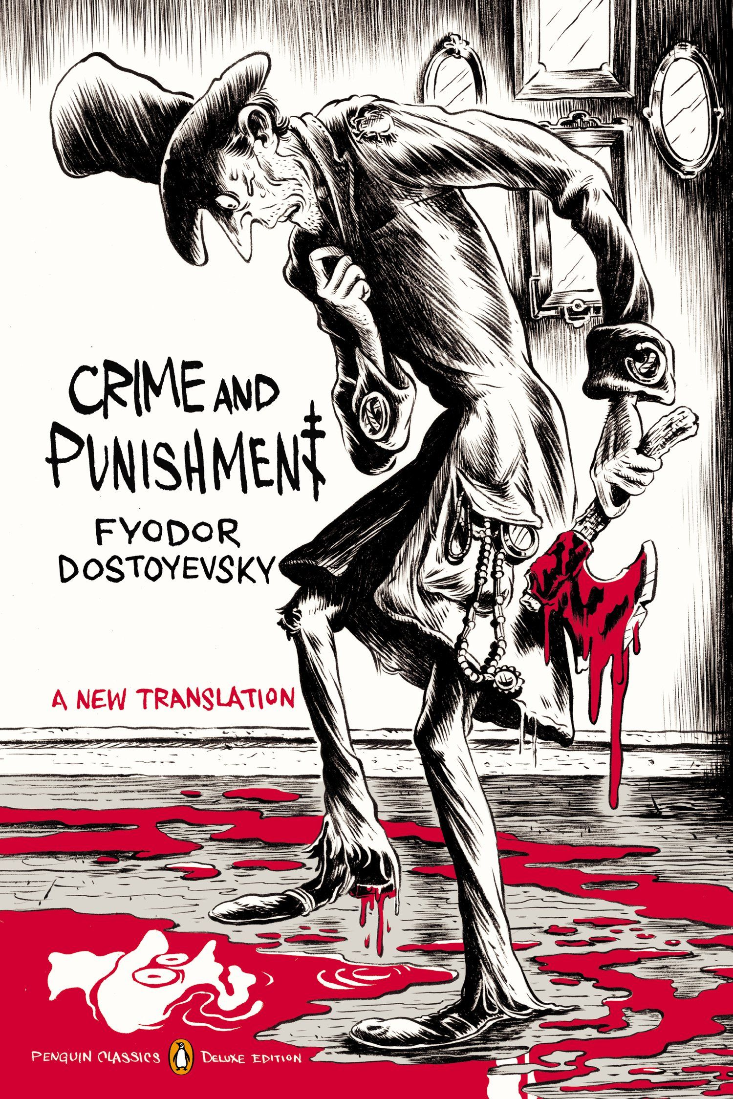 Crime And Punishment Penguin Classics Deluxe Fyodor