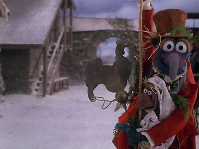 Facts You Didn't Know About The Muppet Christmas Carol | Christmas carol, Ghost of christmas ...