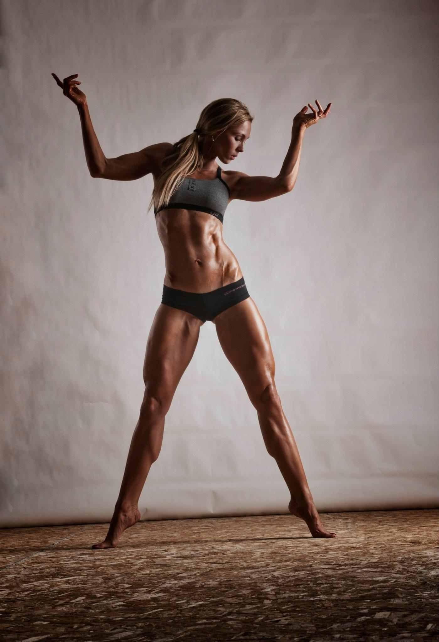 Fitness bikini women — pic 7