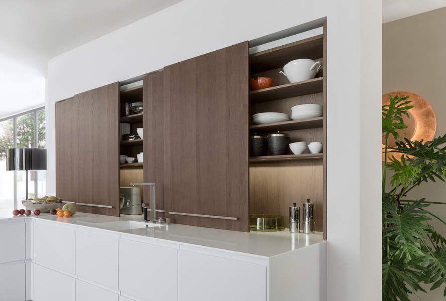 Cuisine cachée dans un angle - Petite cuisine : toutes nos idées ...