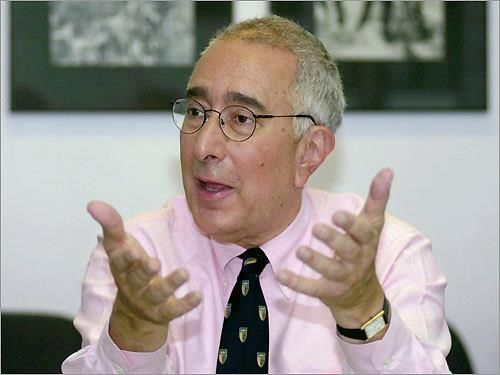 Ben Stein: 'It doesn't bother me a bit when people say, 'Merry Christmas'  to me.