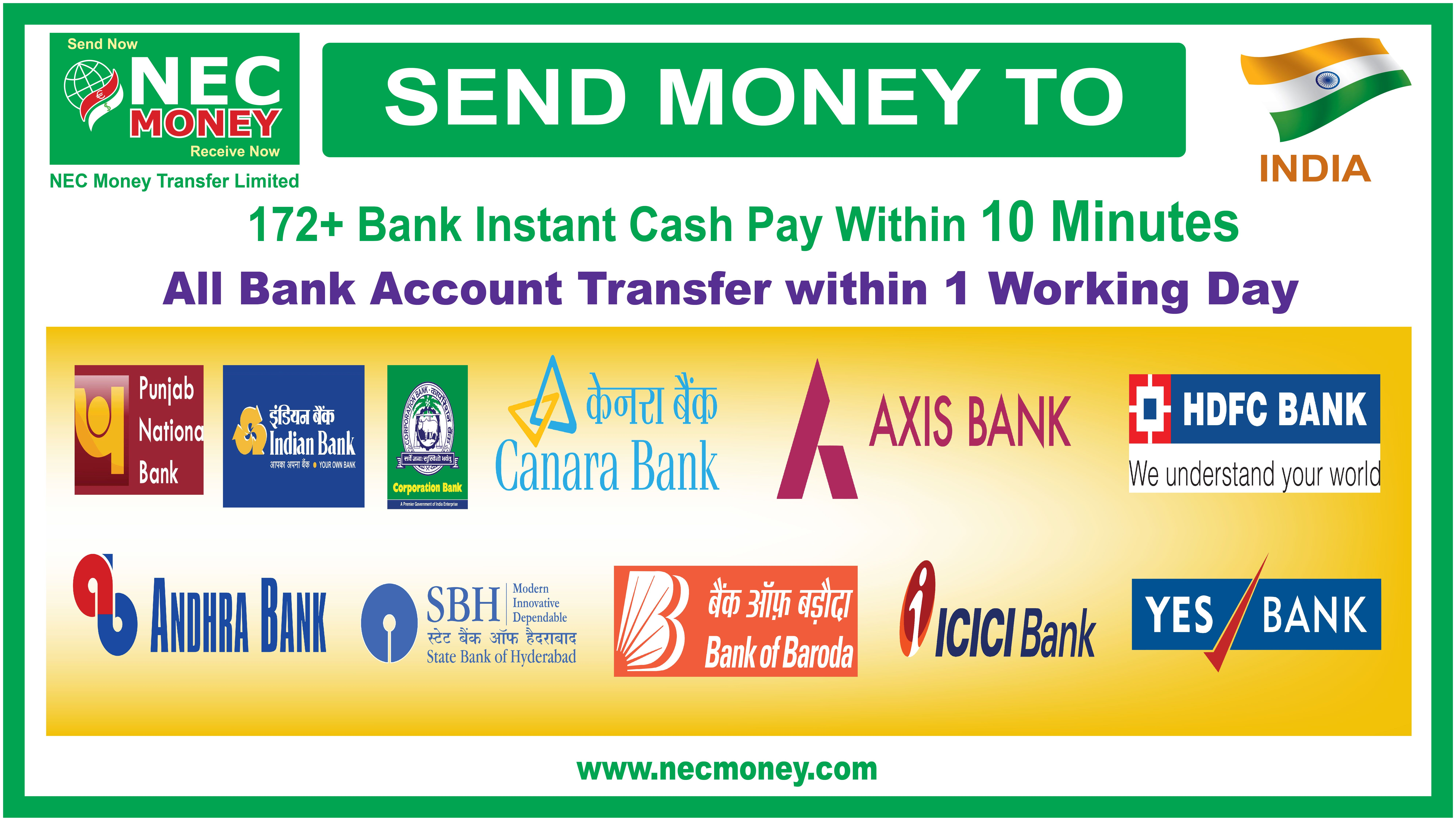 axis bank instant money transfer charges