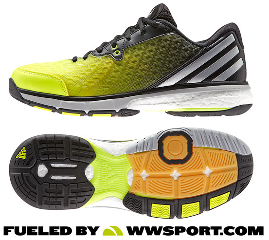chaussure de volley ball adidas