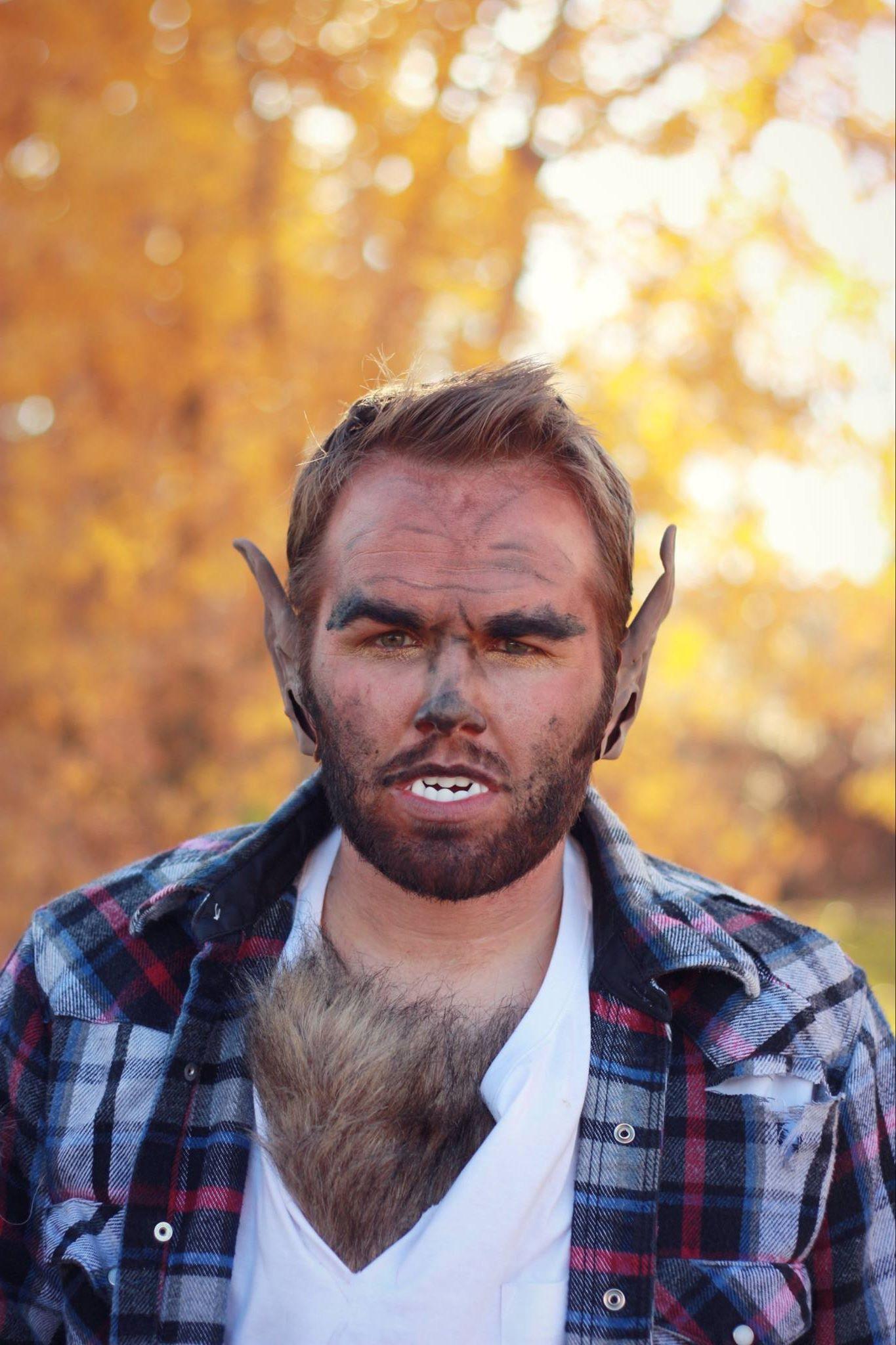 Easy werewolf costume werewolf costume monster costumes